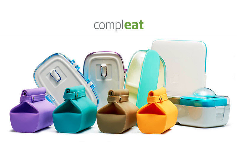 COMPLEAT Lunch box Servieren und Warmhalter Tischzubehör  |
