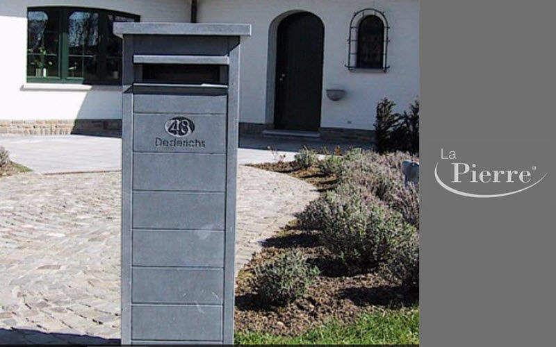La Pierre Briefkasten Gartenschmuck Außen Diverses   