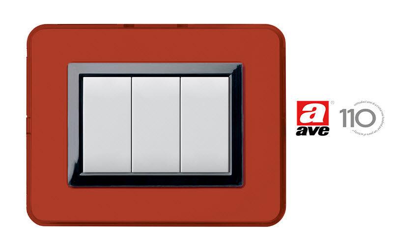 AVE Lichtschalter Elektroinstallation Innenbeleuchtung  |