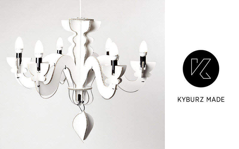 KYBURZ MADE Kronleuchter Kronleuchter und Hängelampen Innenbeleuchtung  |