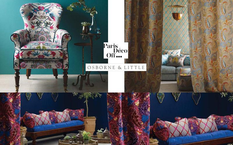 Osborne & Little Sitzmöbel Stoff Möbelstoffe Stoffe & Vorhänge  |
