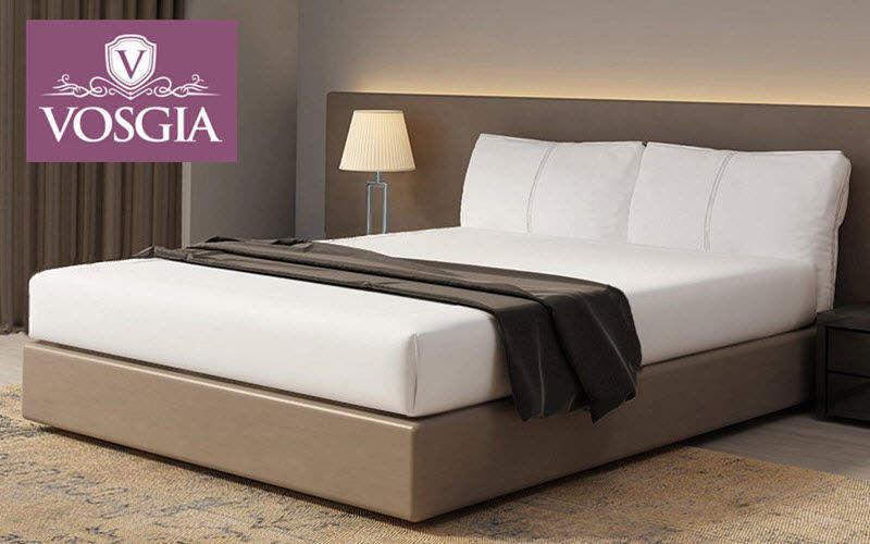 VOSGIA Spannbettlaken große Motorhaube Bettlaken Haushaltswäsche  |