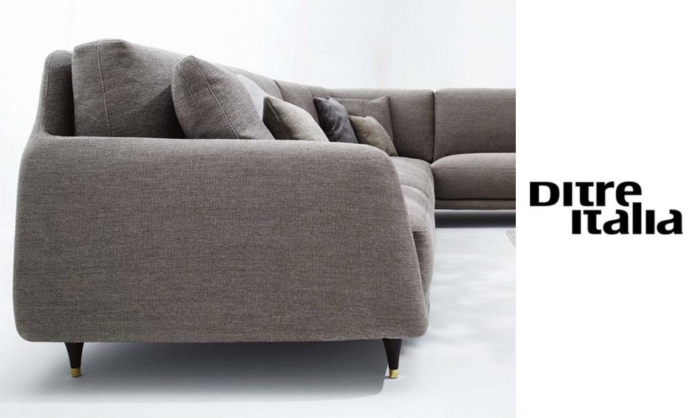 Ditre Italia Ecksofa Sofas Sitze & Sofas  |