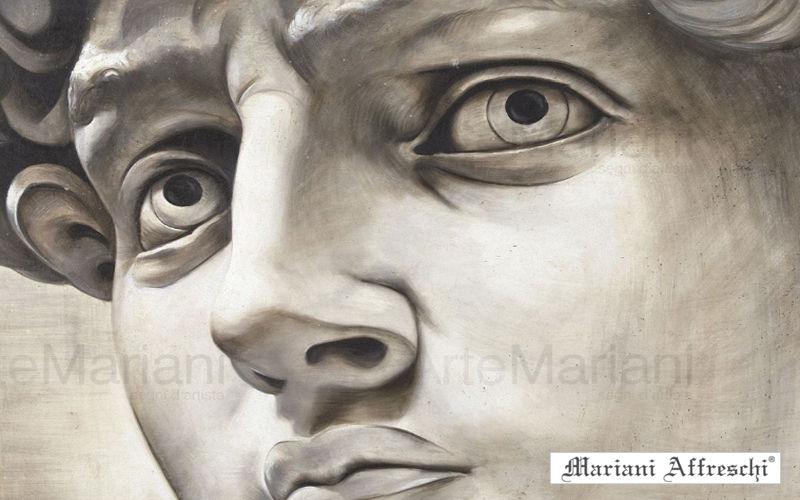 Mariani Affreschi Reproduktion von Digitalgemälde Gemälde-Reproduktionen Kunst  |