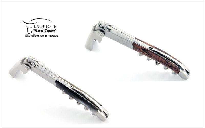 La Coutellerie De Laguiole Honoré Durand Sommelier-Messer Messer Bestecke  |