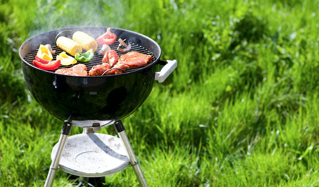 Ruecab Holzkohlegrill Grill Außen Diverses  |