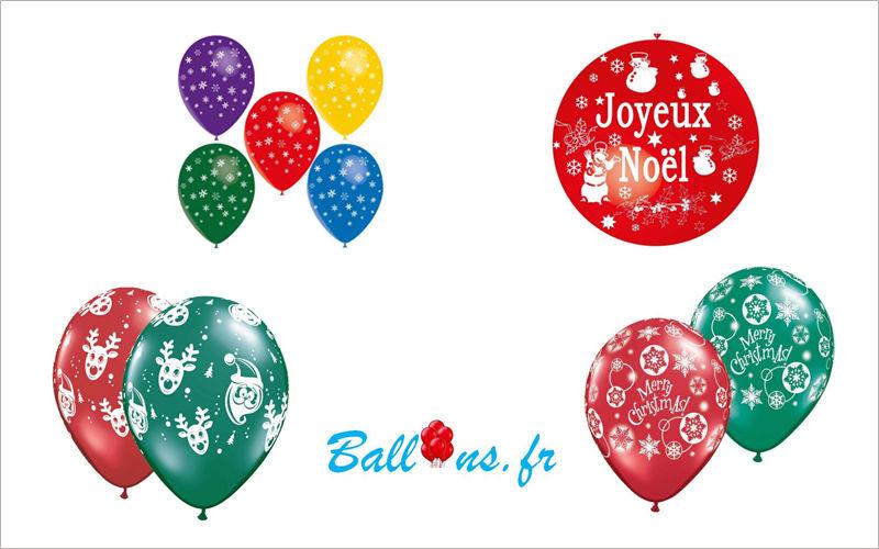 BALLONS.fr Aufblasbarer Ball Partyartikel Weihnachten & Feste  |