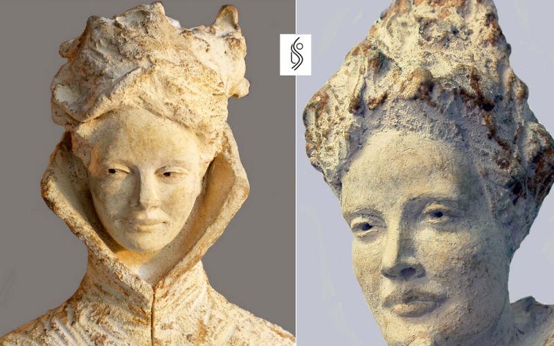 LUSSOU Skulptur Figuren und Skulpturen Kunst   