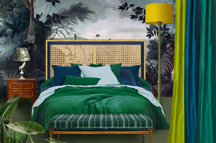 Moissonnier Kopfteil Kopfenden Bett Betten  |
