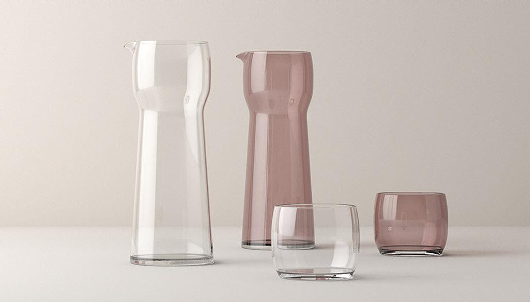 LYNGBY PORCELÆN Karaffe Flaschen und Karaffen Glaswaren  |