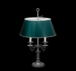 Bronze D'art Francais -  - Bouillotte Lampe