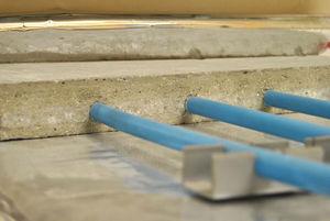 Pil'top Fußbodenheizung