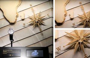 Aldabra Dekoration für Schaufenster