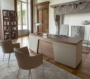 Italy Dream Design Direktionsschreibtisch