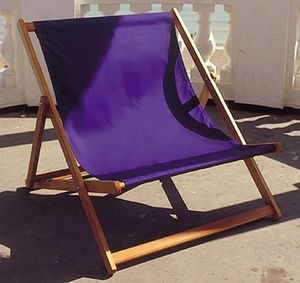 Southsea Deckchairs Doppelter Liegestuhl