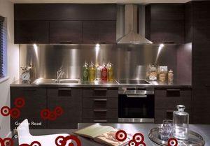 Innenarchitektenprojekt - Küche