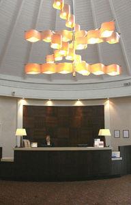 Tfl International Ideen: Hotelhallen