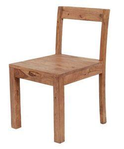 BELDEKO - chaise nature - Stuhl