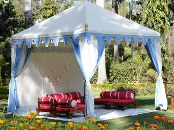 INDIAN GARDEN COMPANY - the jaisalmer - Gartenzelt
