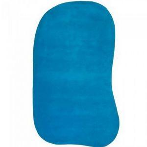 LUSOTUFO - tapis design flubber bleu - Moderner Teppich