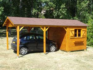 Cihb - abri de jardin et carport - Autoüberdachung
