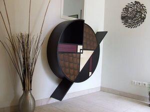 DAAN KOERS - applique circulaire - Wandleuchte