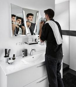 Delpha - delpha - Badezimmerspiegel