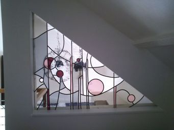 RIVAGES DE VERRE -  - Trennwand
