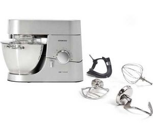 KENWOOD - robot multifonction chef titanium kmc010 - Küchenmaschine