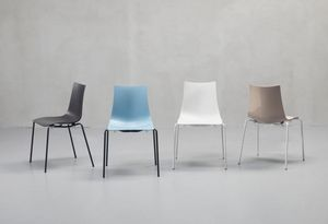 SCAB DESIGN - zebra - Stuhl