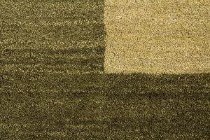 NAZAR - tapis gabbeh 70x230 green - Moderner Teppich
