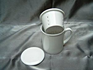 Porcelanne -  - Teetasse