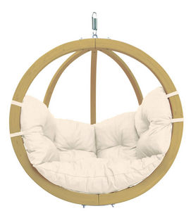 Amazonas - chaise globo à suspendre avec coussin - Hollywoodschaukel