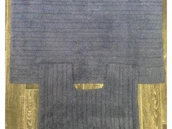 ILIAS - tapis de salle de bain et toilette jean - Badematte