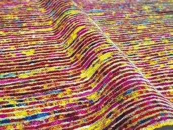 Codimat Co-Design - snow stripes - Teppichboden