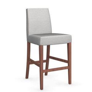 Calligaris - chaise de bar latina de calligaris coloris sable e - Barstuhl