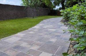 Alkern - opus argens - Bodenplatten Außenbereich