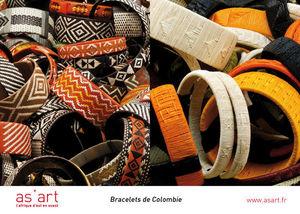 As'art L'afrique D'est En Ouest -  - Armband