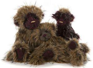 Charlie Bears -  - Stofftier