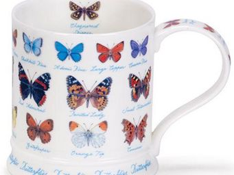 Dunoon - farm life butterfly - Mug