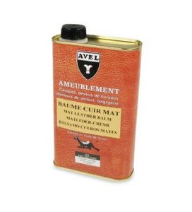 VALMOUR - baume entretien cuir mat - Leder Pflegemittel