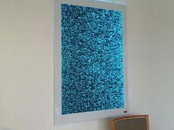 AQUALIA - neo 300 monochrome - Luftblasenwand