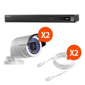 HIKVISION - kit video surveillance hikvision 2 caméras n°4 - Sicherheits Kamera