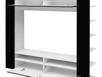 Atylia - meuble tv mural - Hifi Möbel