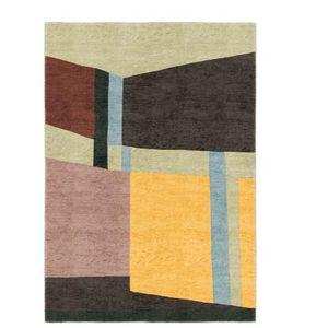Diurne - perroquet - Moderner Teppich