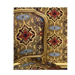 Tassinari & Chatel -  - Lampas (damastgewebe)