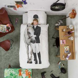 SNURK - amazone - Kinder Bettbezug