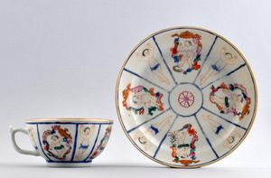Galerie Antoine Lebel -  - Teetasse