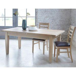 ARTI MEUBLES - table toronto - Rechteckiger Esstisch