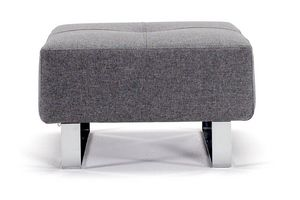INNOVATION - innovation pouf supremax deluxe excess gris graphi - Sitzkissen